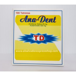 Anadent All Pain